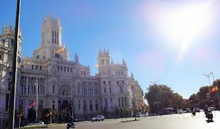 Palacio de Comunicaciones,