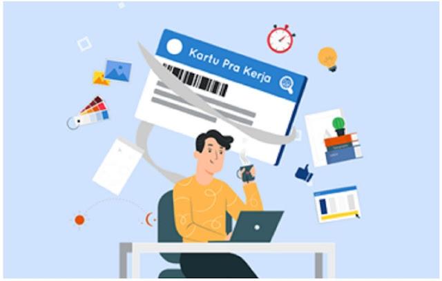 Bulan Ini Hangus! Login www.prakerja.go.id Daftar Pelatihan Kartu Prakerja Dapat Uang Rp 3,55 Juta