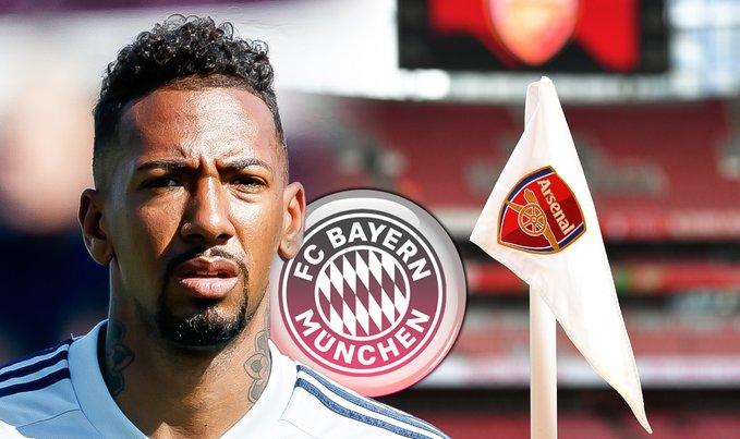 AC Milan Join Arsenal In Race To Sign Bayern Munich Star Jerome Boateng