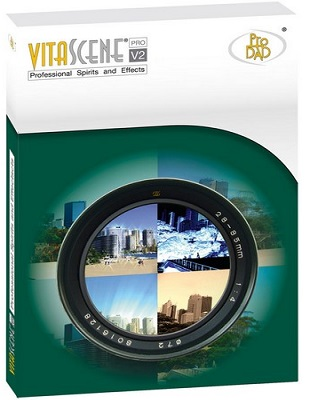 proDAD VitaScene 2.0.250 poster box cover