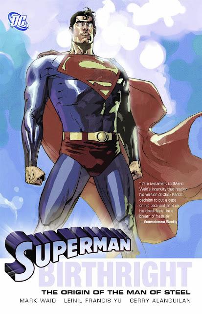 superman birthright comic
