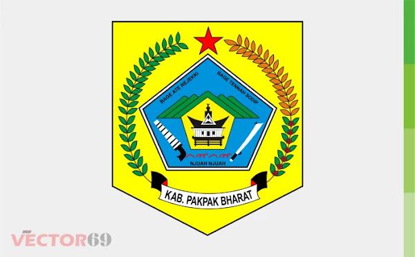 Kabupaten Pakpak Bharat Logo - Download Vector File CDR (CorelDraw)