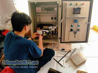 wiring Panel ats amf