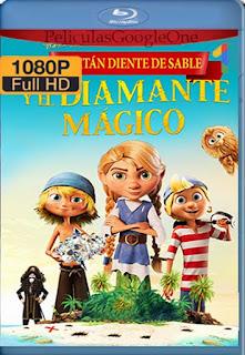 Capitán Diente de Sable y el Diamante Mágico (2019)[1080p Web-DL] [Latino-Inglés][Google Drive] chapelHD