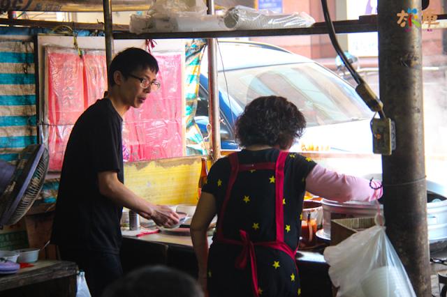 伸港市場米糕碗粿店