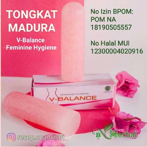 Tongkat Madura V-Balance