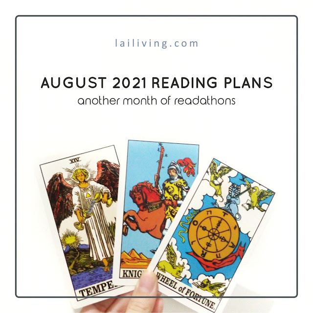 august 2021 books reading lailiving