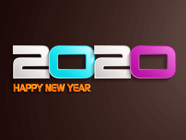 Happy New Year 2020 Images Free Download Happy New Year