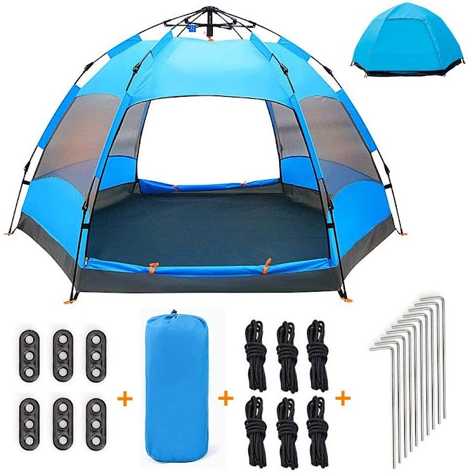 Pop Up Tent 50% off