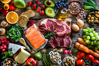 Healthy and harmful diets for heart patients