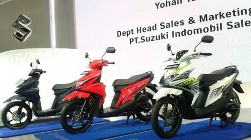Harga Suzuki Nex II Terindikasi Dibawah Harga Kompetitor Lainnya