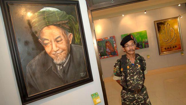 Nama KH Hasyim Asyari Hilang di Kamus Sejarah, Warga NU Gak Terima