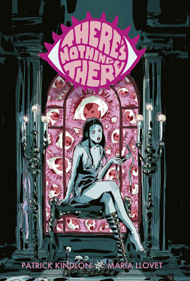 Cómic: Reseña de There's nothing there, de Patrick Kindlon y Maria Llobet - Norma Editorial