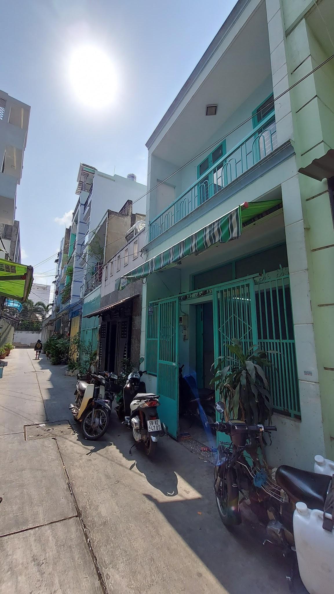 Bán nhà hẻm 5m Hương lộ 2 Bình Trị Đông A quận Bình Tân dưới 4 tỷ