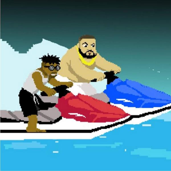 Azizi Gibson - DJ Khaled - Single Cover