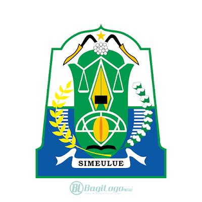 Kabupaten Simeulue Logo Vector