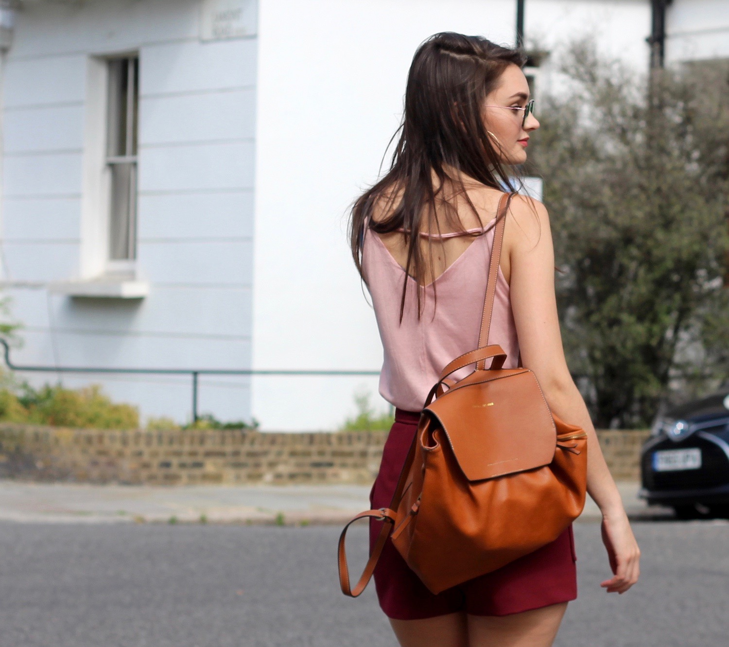 summer style backpack fiorelli