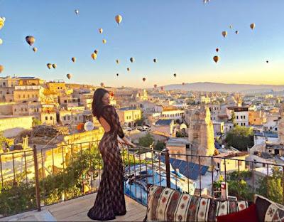 السياحة في جوريم تركيا