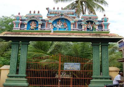 Satyagireeswarar Temple Senganur Thanjavur