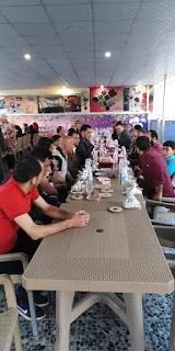 تنظيم أمانه حزب المؤتمر بمحافظه دمياط إفطار جماعي في الشهر الكريم