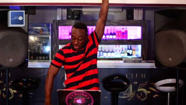 #StarrDrive 's DJ Vyrusky Nominated In NEA Awards