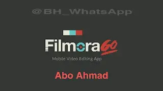 تحميل برنامج FilmoraGo -فلمورا