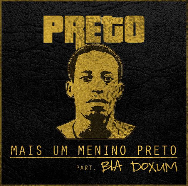 """O rapper Preto, lança o single """"Mais um menino preto"""", com participação da Bia Doxum"""