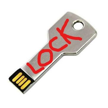 Cara Memberi Password/Kunci pada Flashdisk - Kang Tunjuk