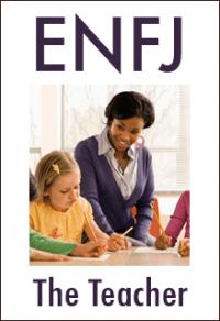 Kepribadian ENFJ (Extraversion, Intuitive, Feeling, dan Judging)