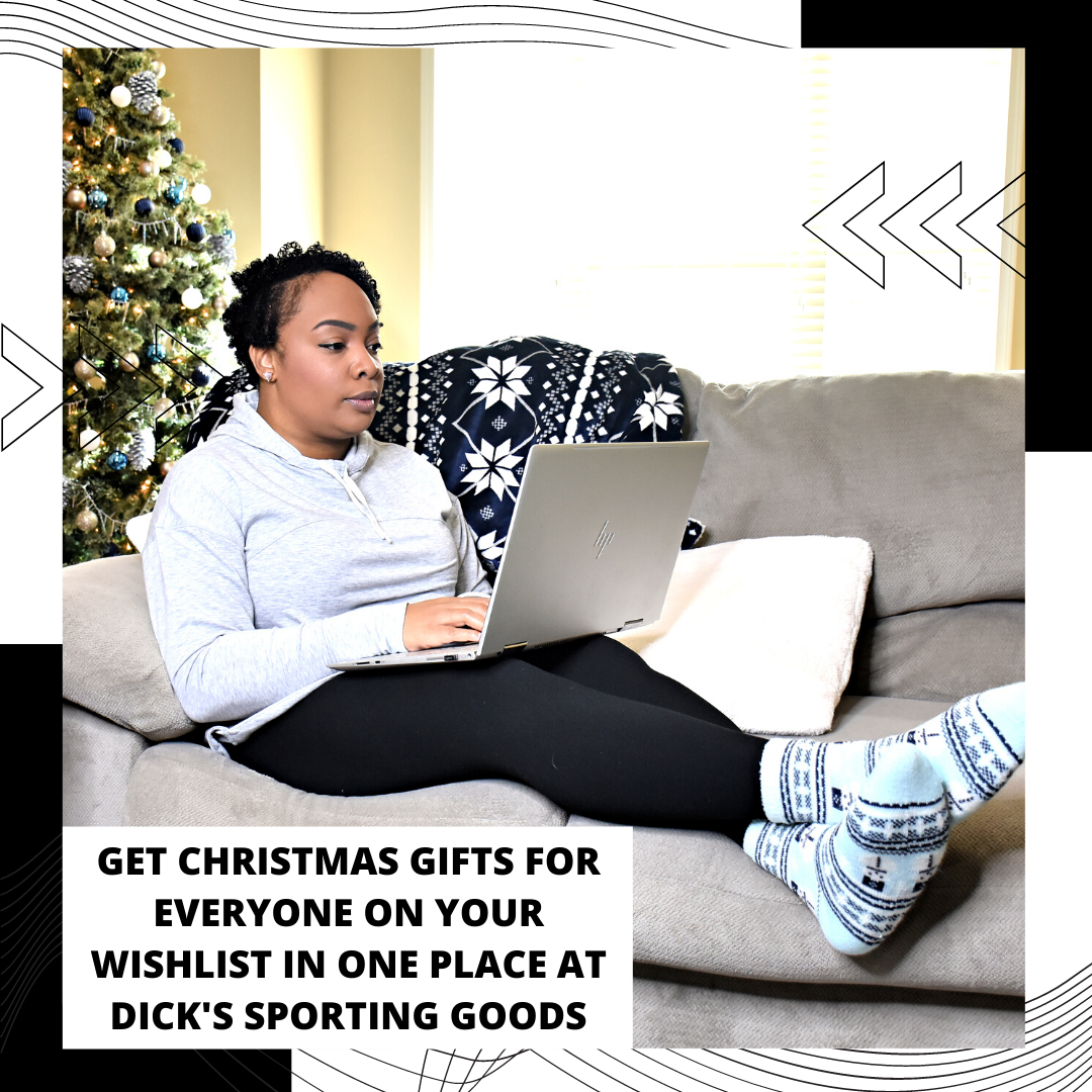 Get Christmas Gifts for Everyone on your Wishlist in One Place at DICK'S Sporting Goods