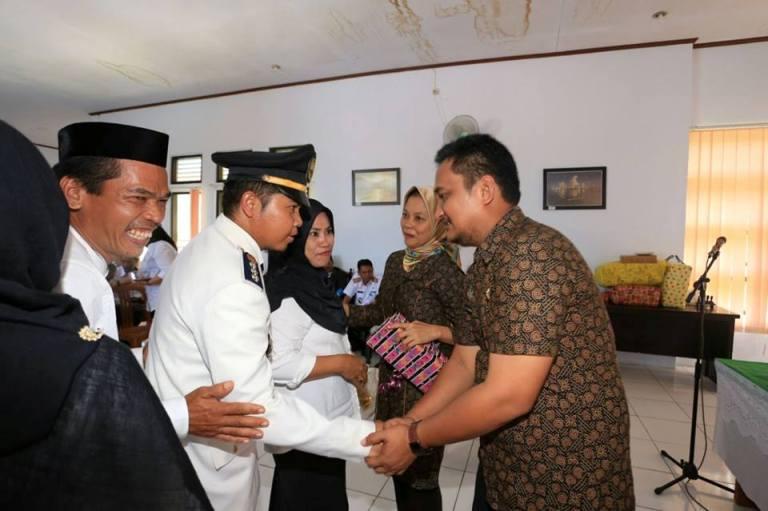 Sehari Tiga Camat Sertijab Ini Pesan Wali Kota Kliknews Id