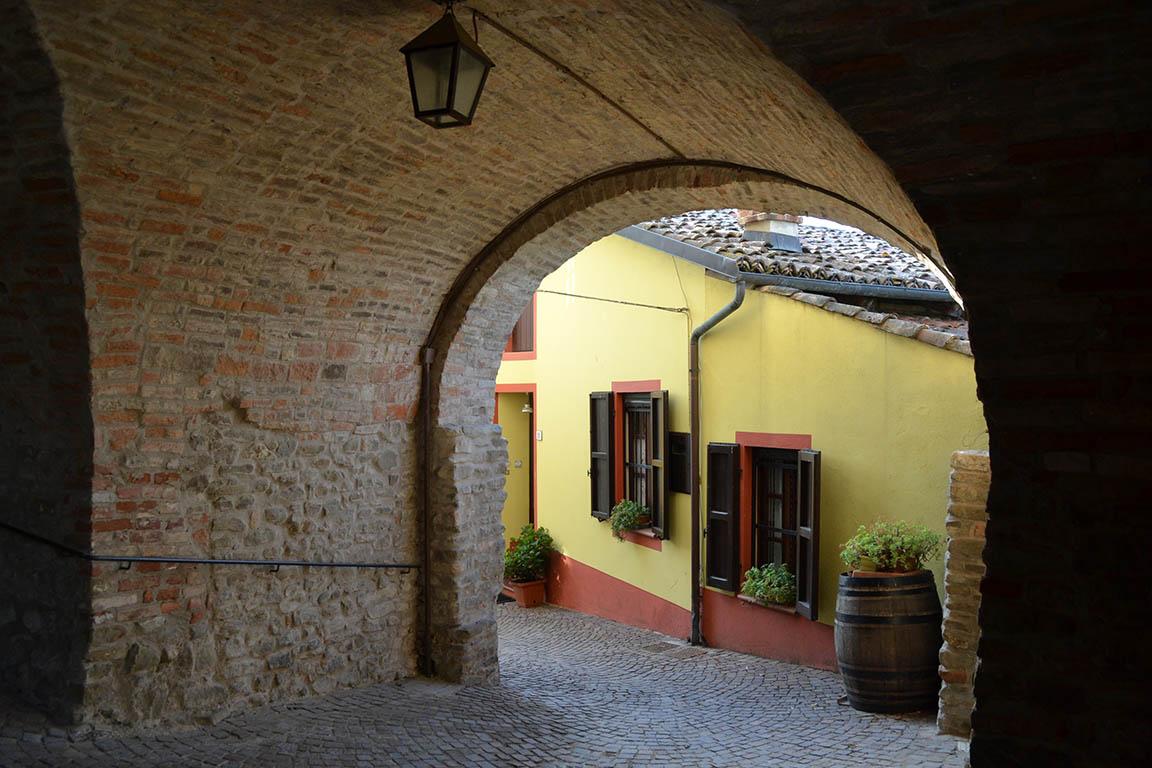 Visitare il centro storico di Barolo