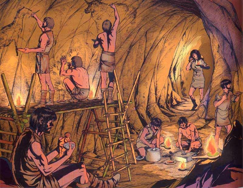 Resultado de imagen para Paleolítico Superior