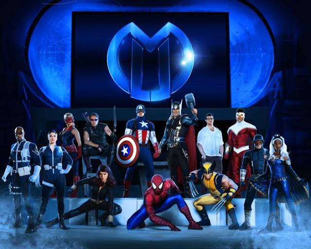 Marvel Universe Live Portland Oregon