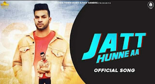 जट्ट हुँने आ Jatt Hunne Aa Lyrics in Hindi - Gur Sidhu