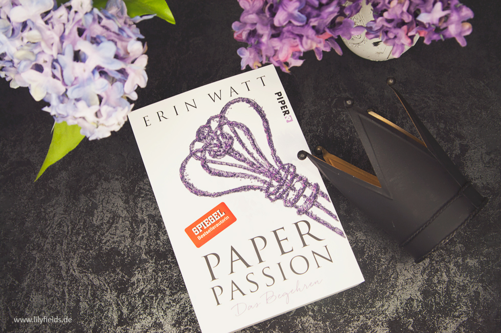 Paper Passion von Erin Watt Rezension