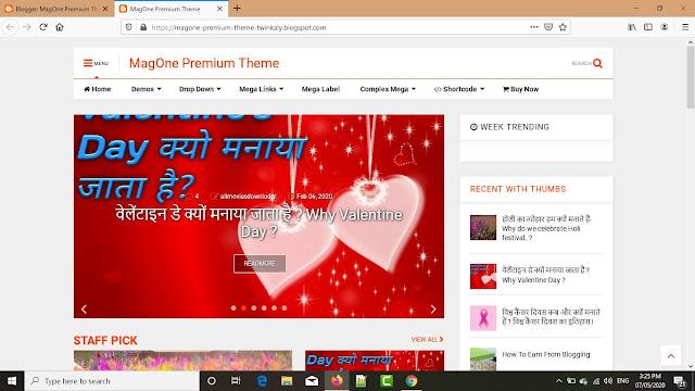 MagOne Premium Theme Free Download