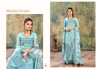 Radhika Azara izna Lawn Cotton Salwar Kameez Collection