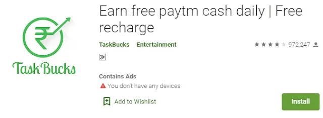 TaskBucks