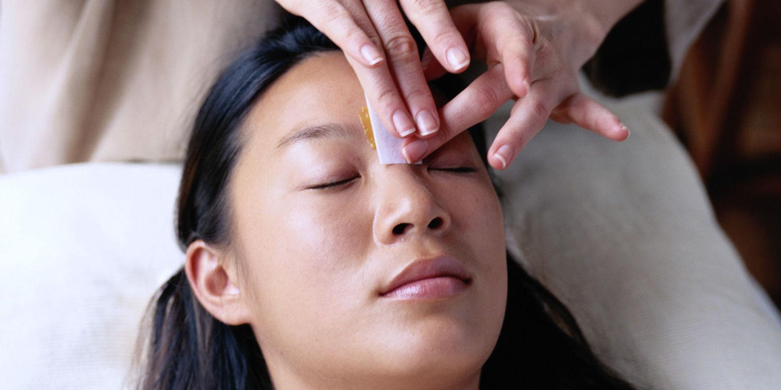 Facial Hair Waxing 101