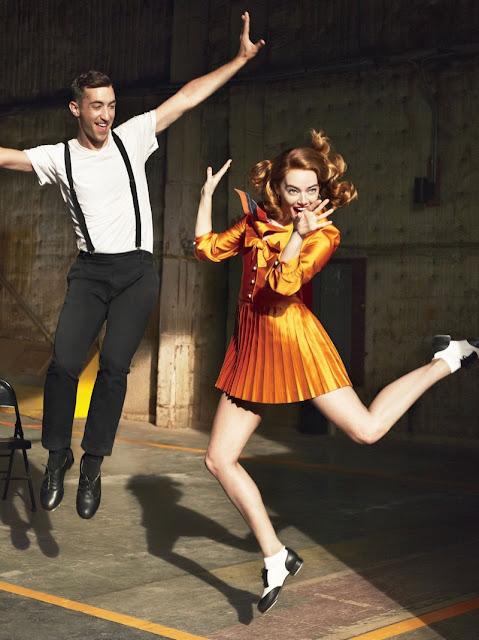 Emma Stone Vogue Photoshoot
