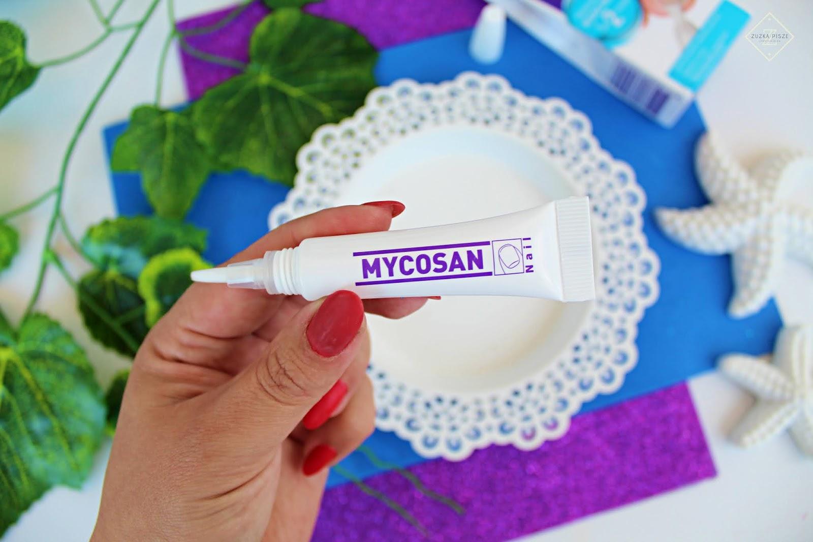 mycosan serum na grzybicę paznokci