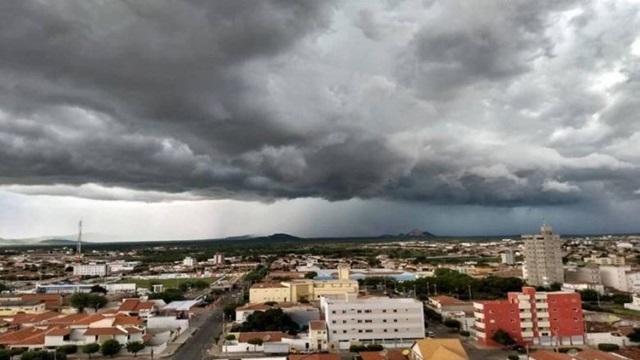 Confira os índices oficiais das chuvas das últimas 24 horas em Patos e região
