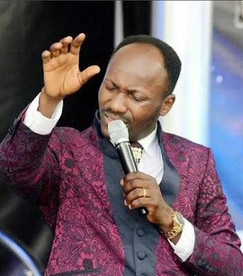 FULL TEXT of Apostle Johnson Suleman's 38 wild prophecies on Osinbajo, Boko Haram, others