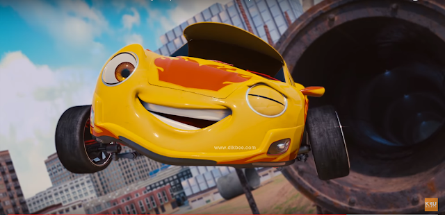 Wheely Filem Animasi Malaysia Terbitan Kartun Studios