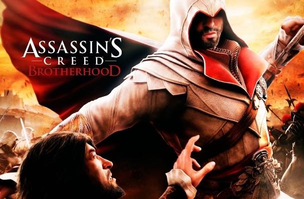 Assassins Creed Brotherhood Game Ringan