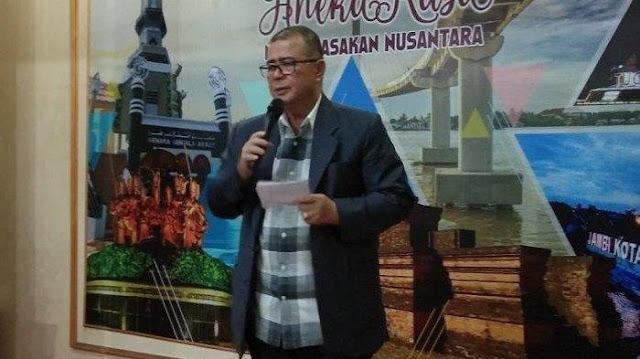 Sempat Terpapar Covid-19, Mantan Wakil Gubernur Sumbar Nasrul Abit Meninggal Dunia