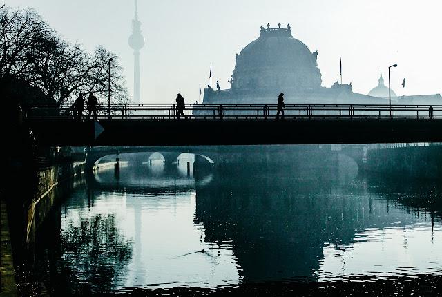 جسر برلين وشكل برلين