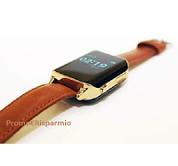 Neki Italia : vinci gratis orologio Nock Senior 2 dotato di bottone SOS e chiamate