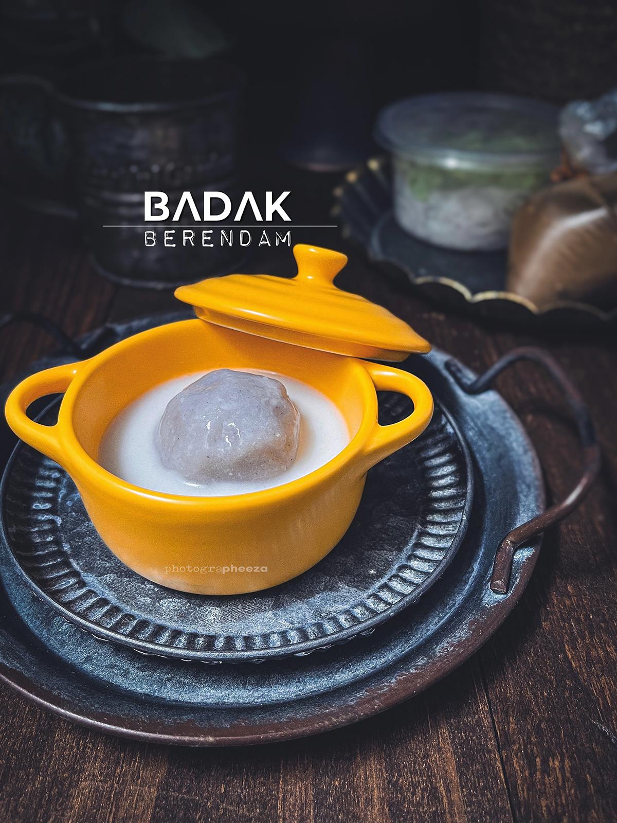Kuih Badak Berendam